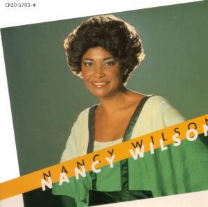Nancy Wilson ナンシー・ウィルソン