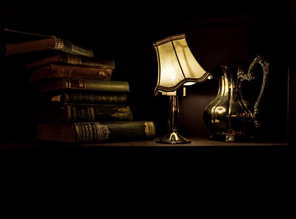 Desk&Lamp