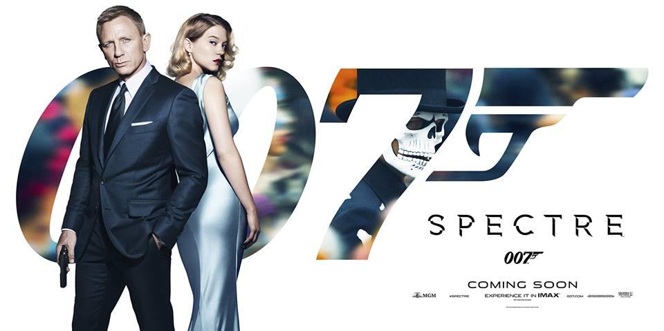 007 「スペクター SPECTRE」