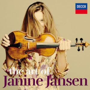 ジャニーヌ・ヤンセン 9曲目に収録されています。 録音は2003年